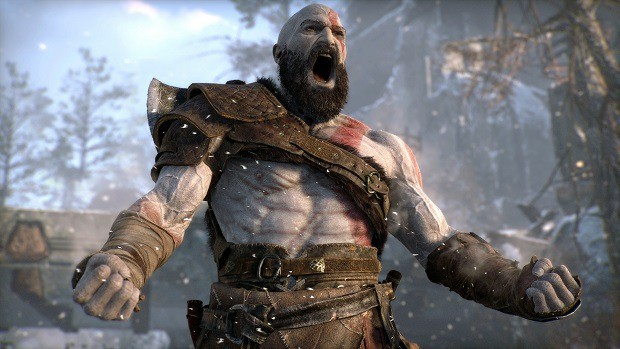 God Of War Creative Director Posts Kratos Smashing A Lootbox As An Answer To EA