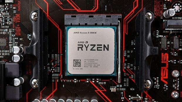AMD Ryzen 5 1600 Windows 10 Fall Creators Update