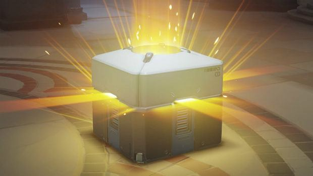The ESRB does not consider loot boxes to be gambling