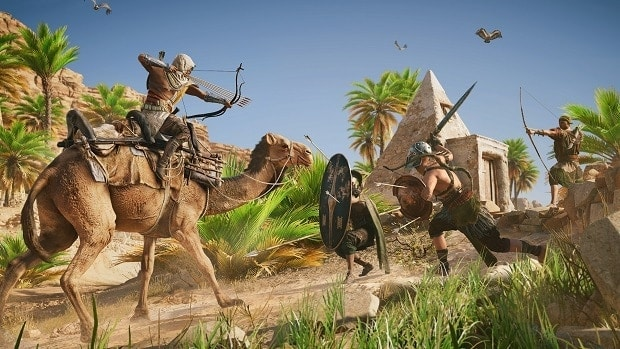Assassin's Creed Origins Phylakes Guide | Assassin's Creed Origins Mounts Unlocks Guide