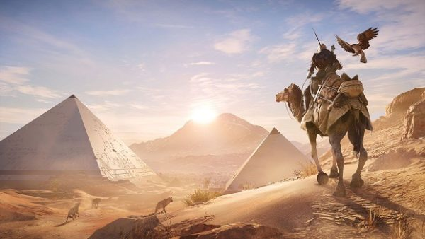 Assassin's Creed: Origins Level Up Fast Guide