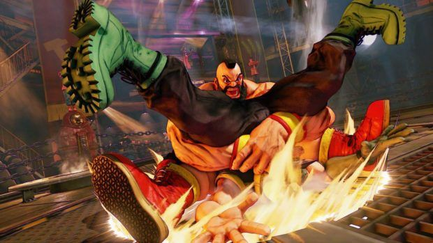 Capcom Officially Announces Street Fighter V: Arcade Edition