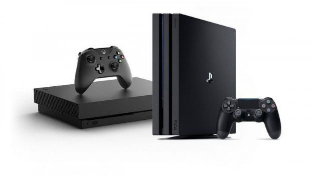Best 4K TVs For 4K Gaming on PS4 Pro And Xbox One X