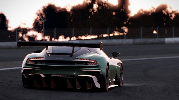 There's a new Project CARS but it's for mobile devices