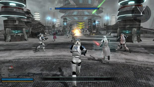 2005 Star Wars battlefront 2