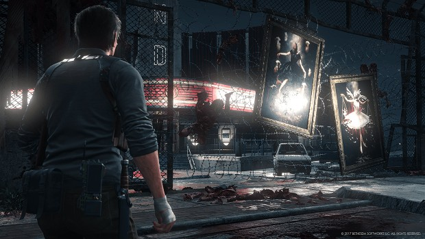 Evil Within 2 Xbox One X enhancements