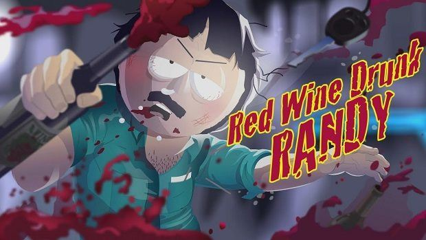 South Park: The Fractured but Whole Red Wine Drunk Randy Boss Guide