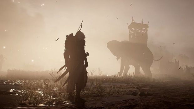 Assassin's Creed Origins War Elephants Locations