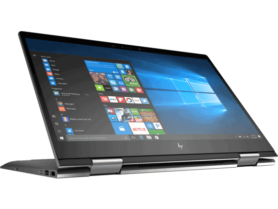 HP Envy x360 spotted with Ryzen 5 2500U and Vega graphics