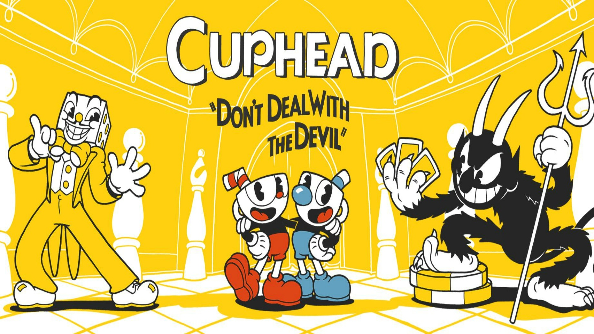 Cuphead Review, A Blast from the Past