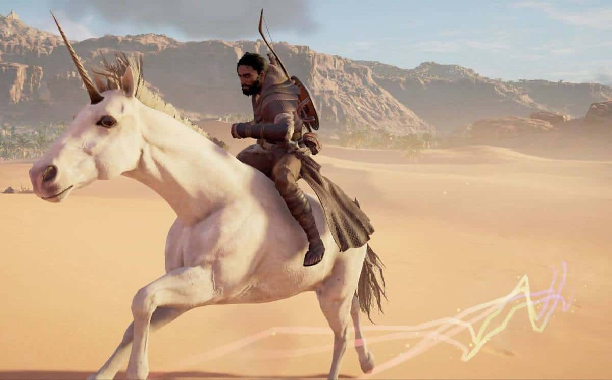 Assassin's Creed: Origins Guide to Unlocking the Unicorn Mount