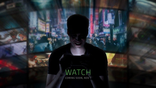 The Upcoming Razer Smartphone Will Be Announced On November 1st 2017