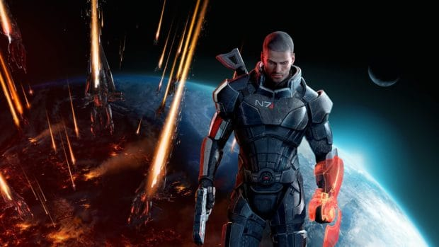 Mass Effect 3 Multiplayer Cards