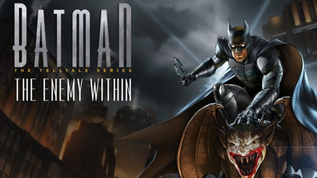 Batman: The Enemy Within Listed For Nintendo Switch By ESRB, Reveal Soon?