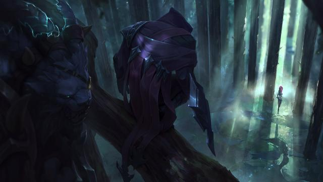 Riot Games wants to cut down League of Legends to just one major monthly update