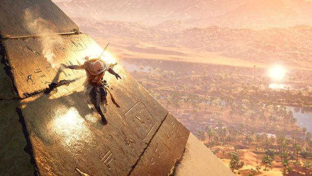 Assassin's Creed Origins Way of the Gabiniani Walkthrough Guide | Assassin's Creed Origins May Amun Walk Beside You Walkthrough Guide