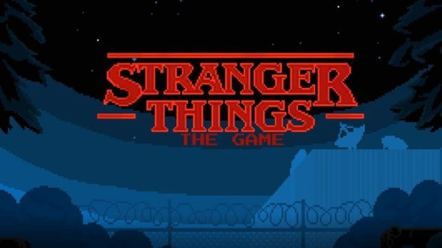 Stranger Things mobile game