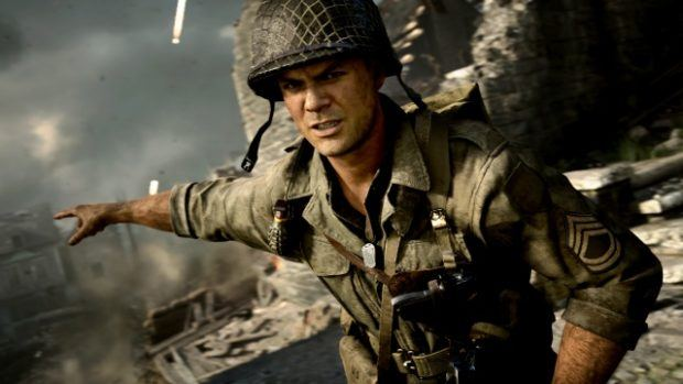 Call of Duty: WWII's Headquarters appears to be working normally for some