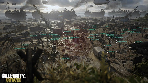 Call of Duty: WW2 War Maps Guide