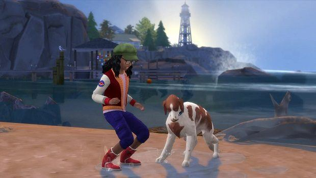 Sims  Becoming A Vet In Cats And Dogs