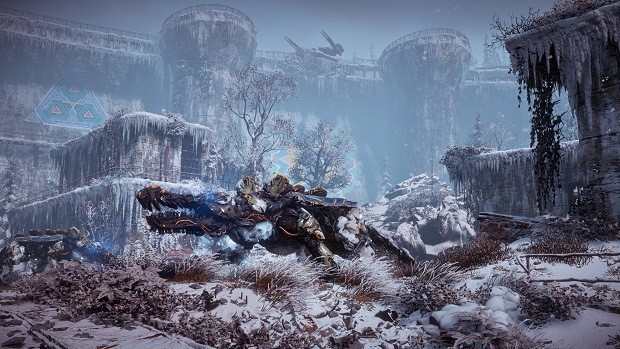 Horizon: Zero Dawn Frozen Wilds Outfits Unlocks Guide