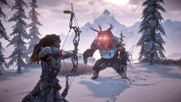 Horizon: Zero Dawn Frozen Wilds Weapons Guide