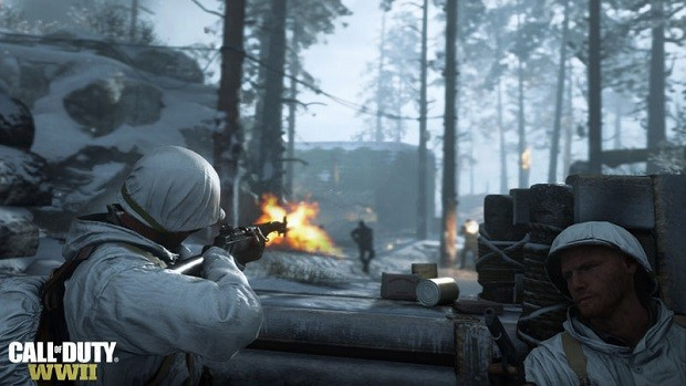 Call of Duty: WW2 Patch Nerfs The BAR; Its Still Powerful, But Now Has More Recoil