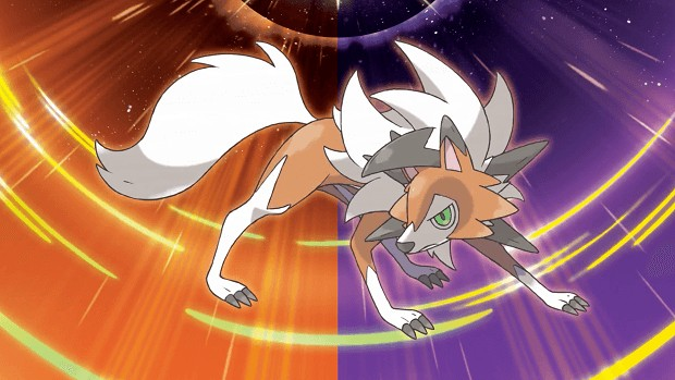 Pokemon Ultra Sun and Ultra Moon Dusk Lycanroc Guide – How to Obtain and Evolve