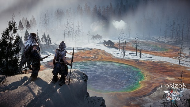 Horizon: Zero Dawn Frozen Wilds Skills Guide