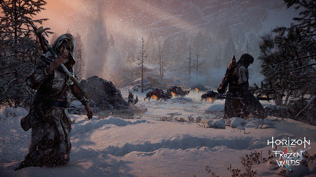 Horizon: Zero Dawn Frozen Wilds Animal Figurine Locations Guide