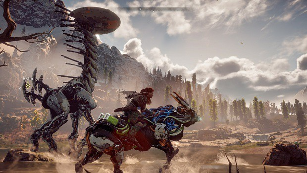 Horizon: Zero Dawn Frozen Wilds Door Puzzles Solutions Guide