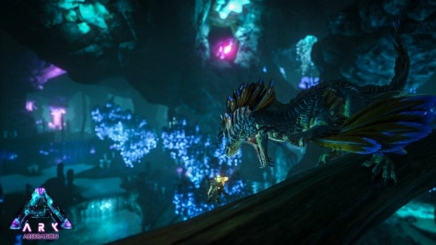ARK: Aberration Expansion Pack Is Arriving In Ark: Survival Evolved In December 12th