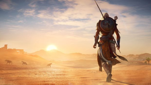 Assassin's Creed Origins DLC, Intel i9-9900K