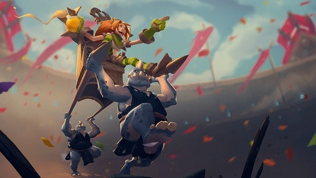 Battlerite EX Abilities Guide – How to Use, Managing Energy, Ultimate Ability vs. EX Abilities