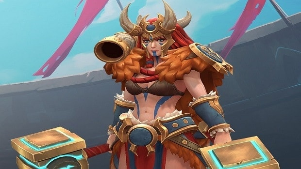 Battlerite Freya Guide