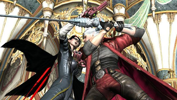 Bayonetta And Dante, Devil May Cry Crossover with Bayonetta