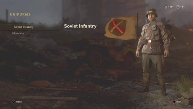 Call of Duty WW2 Epic Uniforms and Weapons Unlocks Guide
