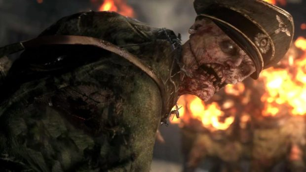 Call of Duty WW2 Zombies Final Reich Perks Locations Guide