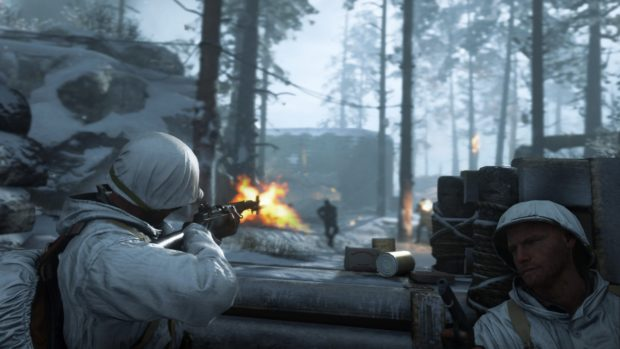 "New ""Domination XL"" Playlist Revealed for Call of Duty WW2, Rewards 100 Points per Kill"