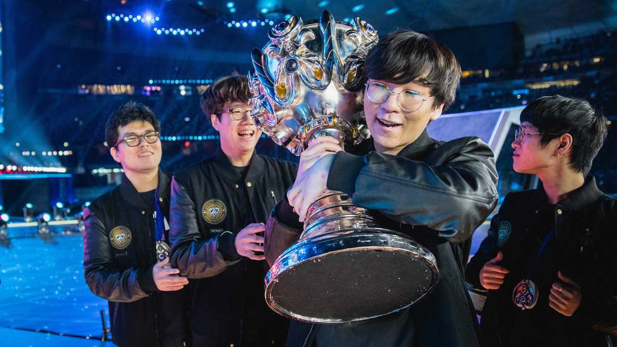 Report: Samsung Galaxy Decides League of Legends World Championship Skins