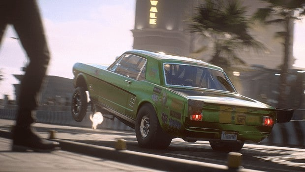 Need for Speed Payback Ford Mustang 1965 Derelicts Locations Guide – Chassis, Engine and Drivetrain, Body Parts, Accessories, Wheels