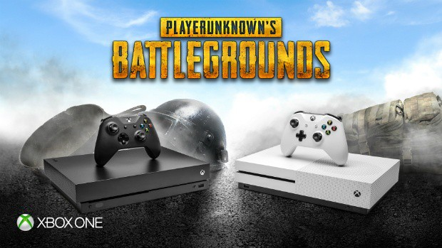PUBG Xbox One File Size, PUBG Xbox One X