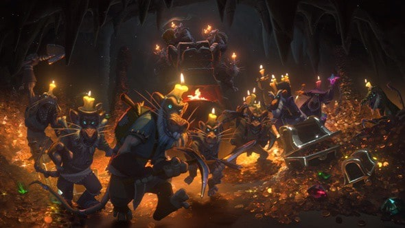 Kobolds and Catacombs Expansion Releases for Hearthstone on Dec. 7