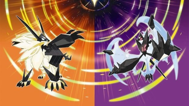 Pokemon Ultra Sun and Moon Master Ball