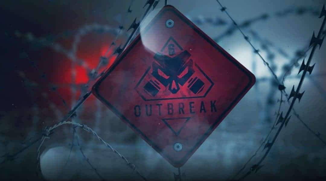 "Rainbow Six Siege Year 3 Brings Co-Op Zombie Mode Called ""Mission Outbreak"""