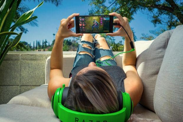 Razer designs smartphone for gamers