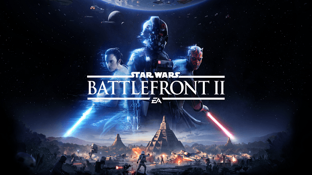 Star Wars Battlefront 2 content