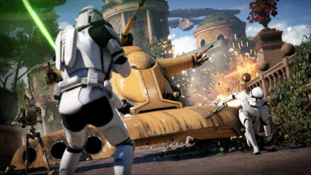 Star Wars Battlefront 2 microtransactions have been temporarily removed