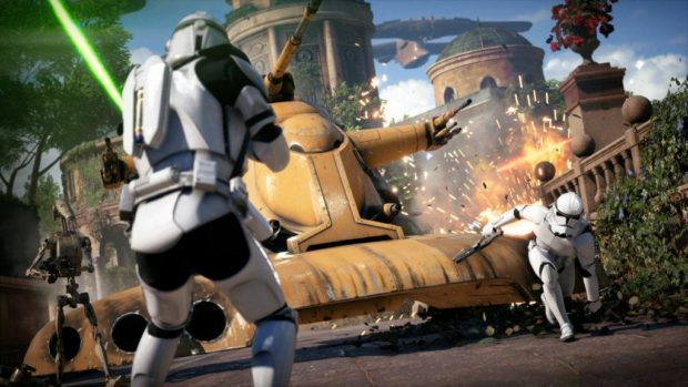 "EA Disables ""All In-Game Purchases"" for Star Wars Battlefront II Hours Before Launch"