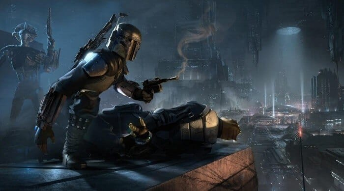 "EA: Visceral's Star Wars Game Was Too Linear and ""People Don't Like"" That"